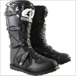 Oneal Rider Boot Black 8