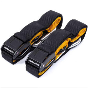 Tie Downs Snap Hook Yellow