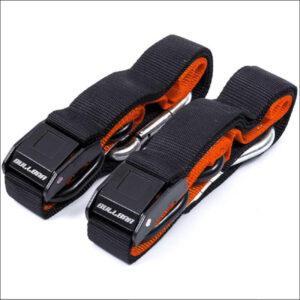 Tie Downs Snap Hook 38mm Orange