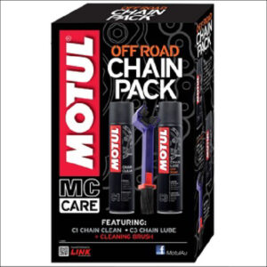 MOTUL OFF ROAD CHAIN CARE PACK