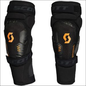 Softcon Knee Guard Black S