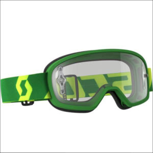 Scott Buzz Mx Pro Goggle Grn/yellow