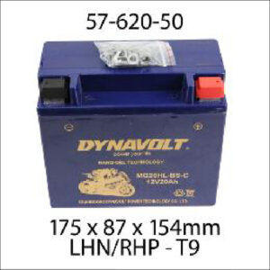 Dynavolt, Gel Series Mg20hl Bsc 450cca