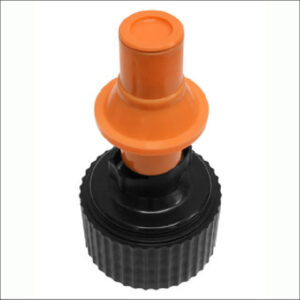 Orange Ripper Cap Tuff Jug-Orange