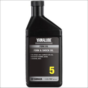 Yamalube Fork & Shock Oil 05WT