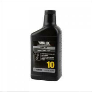 Yamalube Fork & Shock Oil 10WT