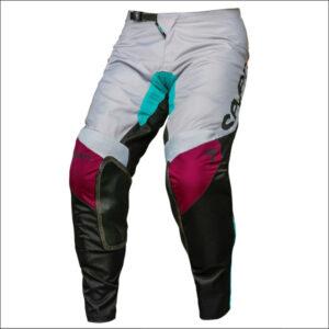 SEVEN Pant Ignite Blk/Marron 36