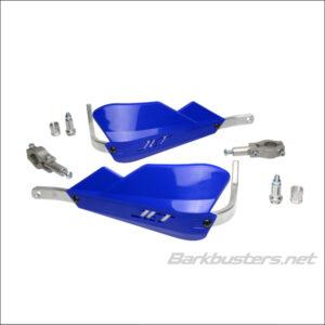 Bark Buster Handguard 2PT STR 22mm Blue