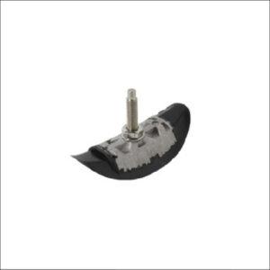 "DRC rim lock alloy/rubber 1.6"""