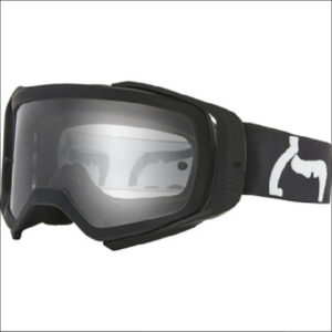 Fox Airspace Race Goggle Blk