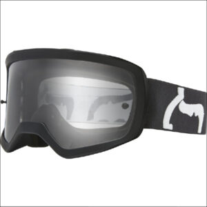 Fox Youth Main II Goggle Black