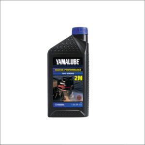 Yamalube 1ltr 2stkM Semi Syn TCW3 Oil