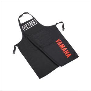 Yamaha BBQ Apron Black