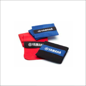 Yamaha Fleece Scarf Black