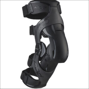 Pod K4 2.0 Knee Brace Right Blk/Grp M/L