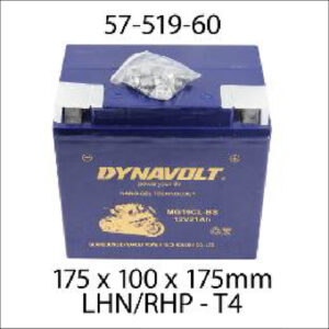 Dynavolt Gel Series MG19CL-BS
