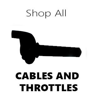 Cables and Throttles