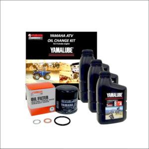 Yamalube ATV/SSV Mineral Oil Sevice Kit