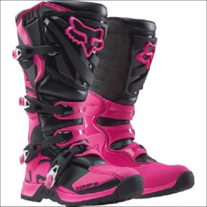 Fox Boot Comp 5 Pink-4