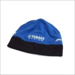 Yamaha Adult Fleece Hat Blue