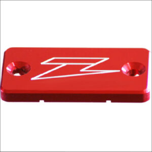 Zeta cyclinder cover front red