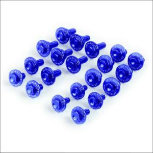 Zeta bolt set YZF250 19- YZF450 18- Blu