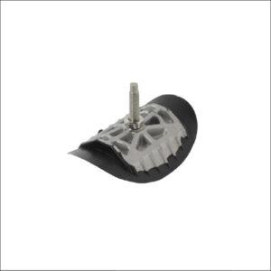 "DRC Rim Lock alloy/rubber 2.5"""