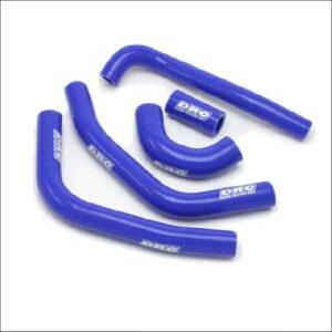 DRC Radiator Hose Kit Blu-YZF250 18-19