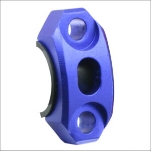 Zeta Rotating Bar Clamp Blue