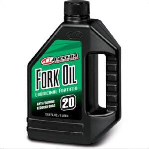 maxima fork oil 20 wt 1 ltr