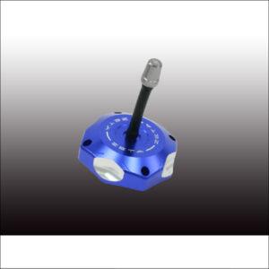 Zeta Fuel Cap Blue