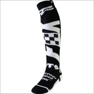 Fox Socks Czar blk/white M